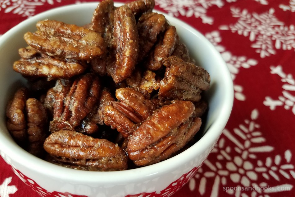 Recipe: Candied nuts
