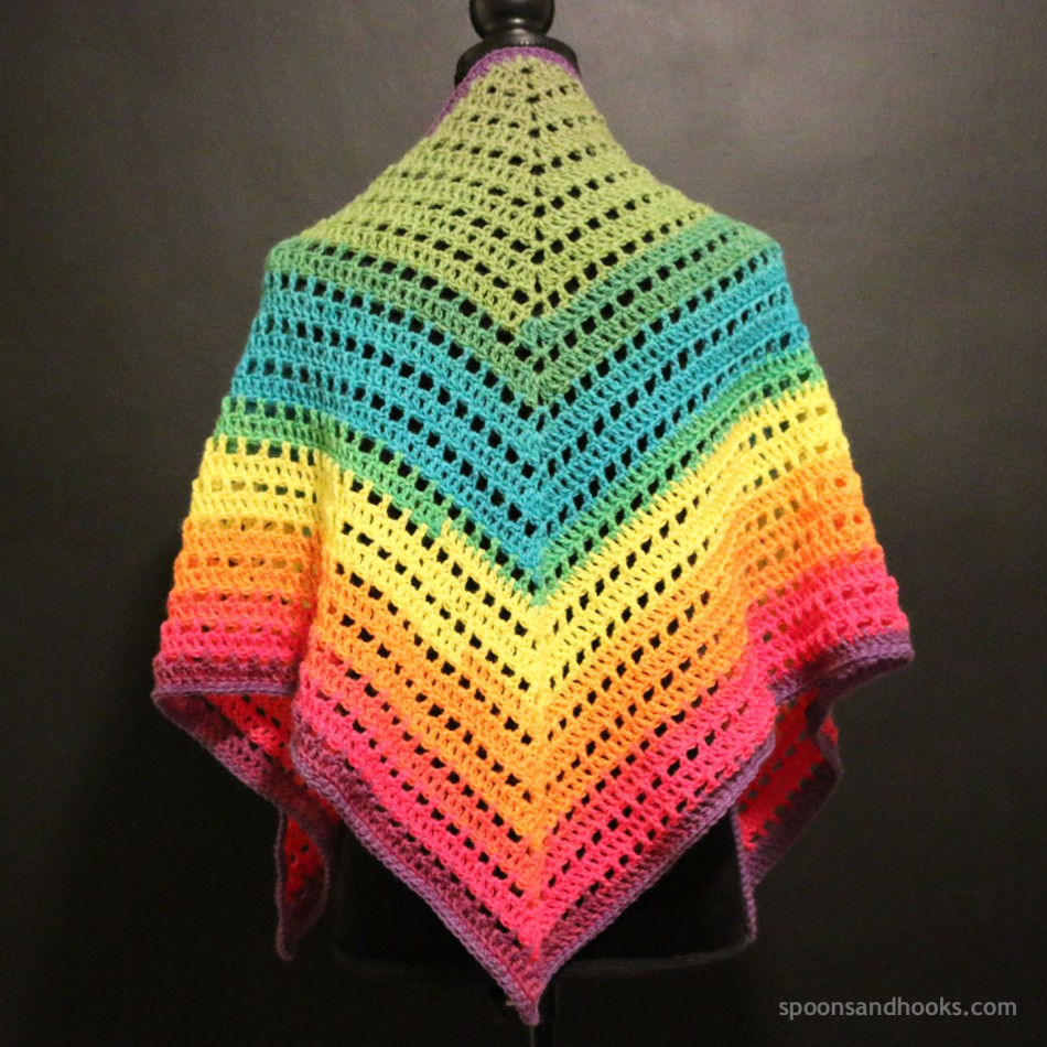 Free crochet pattern: One
